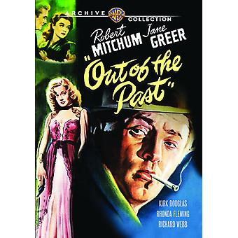 Out of the Past [DVD] USA import