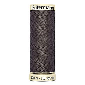 Gutermann sy-alle 100% polyestertråd 100m Hånd- og maskinfarvekode - 308