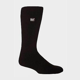 Heat Holders Men's Thermal Socks Black