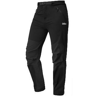 OEX Men's Strata Softshell Trouser (Short length) Black