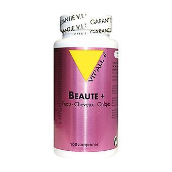 Beauty Plus - Iho & Kynnet & Hiukset 100 tablettia
