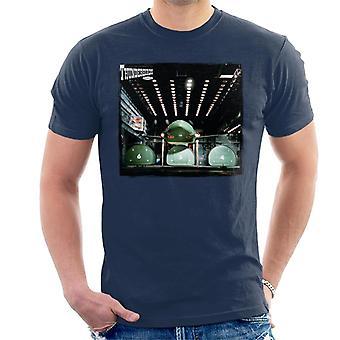 Thunderbirds 2 Hangar Bay Men's T-Shirt