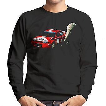 Motorsport Bilder Mitsubishi Lancer Evo VI Men's Sweatshirt
