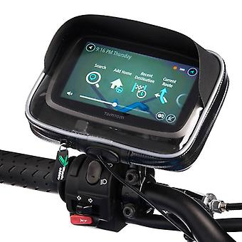 Ultimateaddons water resistant gps case with m10 pitch mirror mount