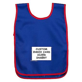 SS414P, Lime Crossing Guard Vest - Standard