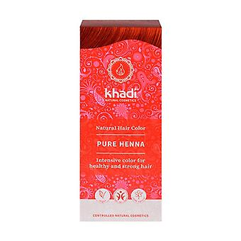 Pure Natural Henna 100 g of powder (Red)