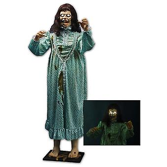 Exorcist Lifesize Regan Triks eller Behandle Halloween Prop