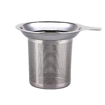 304 Rustfrit stål Tea Infuser Stejlere Si 8.8cm