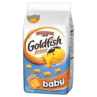 Pepperidge Farm Baby goudvis gebakken Snack Crackers