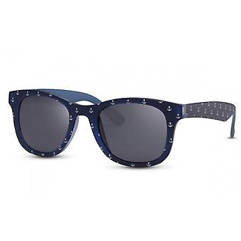 نظارات شمسية Unisex المسافر Cat.3 الأزرق الداكن (CWI1504)