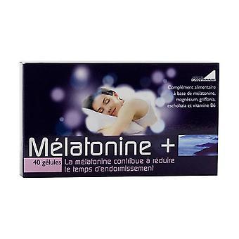 Melatonin 40 capsules