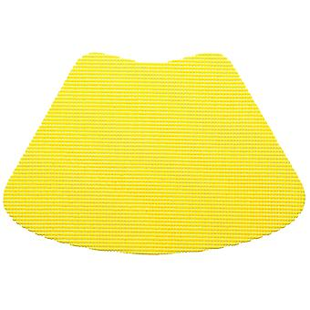 Fishnet New Yellow Wedge Placemat Dz.