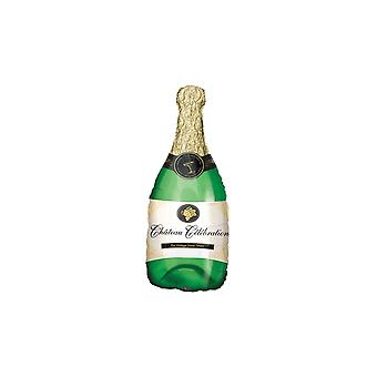 Balloon and balloon accessories  Champagne Bottle Foil Balloon Super Shape