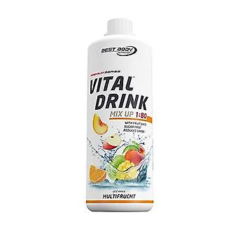 Best Body Nutrition Low Carb Vital Drink 1000 ml