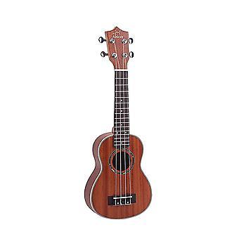 21-calowy Rosewood Ukulele Guitar 4 String Guitar dla początkujących