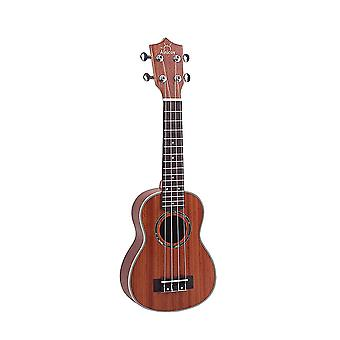 21 zoll Rosewood Ukulele Gitarre 4 Saitengitarre für Anfänger
