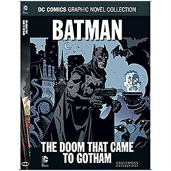 Batman: The Doom that Came to Gotham Hardback Book