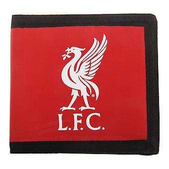 Liverpool FC Official Football Crest Money Wallet