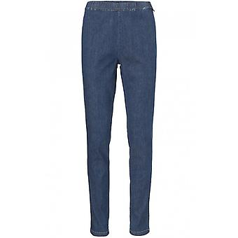 Masai Clothing Pandy Blue Denim Jeans