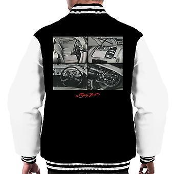 MG Turvallisuus Fast Montage British Motor Heritage Men's Varsity Takki