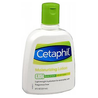Cetaphil Moisturizing Lotion For All Skin Types, Fragrance free 8 oz