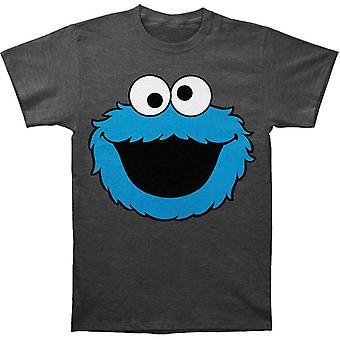 Sesame Street Cookie Head T-shirt