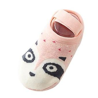 Animal Baby Socks, Spring, Summer Anti Slip Shoes, Cotton Newborns, Infant,
