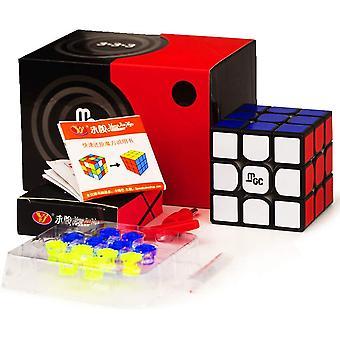 Cubo Magico Elite Cubing Speed Gan, Air Professional Magic Cube Magnetic Puzzle
