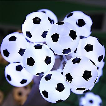 Leds Football String Lights (length: 1.5m/football Dia: 5cm)