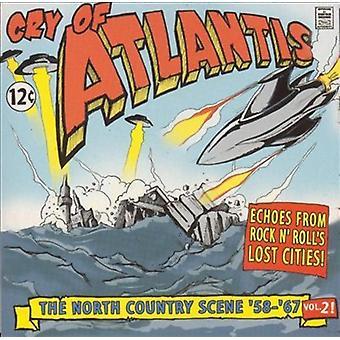 Cry of Atlantis - Cry of Atlantis [Vinyl] USA import