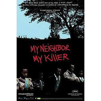 Mi vecino mi Killer Movie Poster (11 x 17)