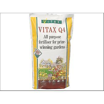 Vitax Q4 Hnojivo 4,5 kg