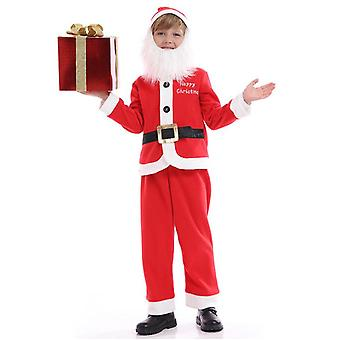 Christmas Children's Clothing Boys And Girls Cosplay Costumes Kindergarten Costumes