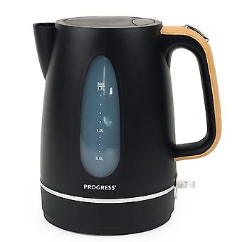 Progress Scandi Kettle Rapid Boil Jug Hot Water Drinks Boil-Dry Sensor