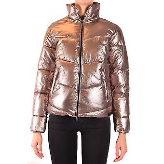 Canadian Ezbc455007 Women's Bronze Nylon Down Jacket