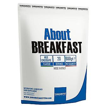 Yamamoto Nutrition About Breakfast 600 gr
