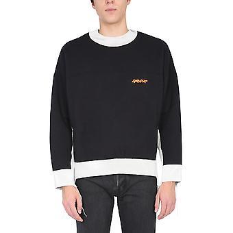 Emboscada Bmba002f20fle0014662 Men's Blue Cotton Sweatshirt