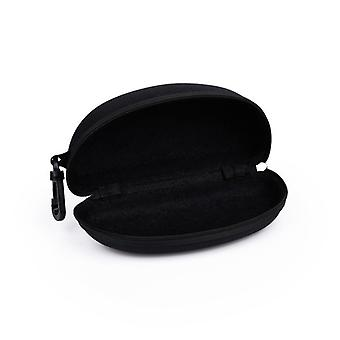 Unisex New Glasses Case, Eva Zipper With Hook