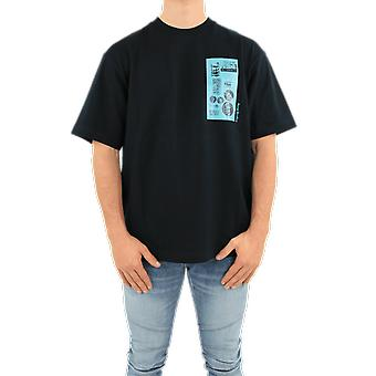 Acne Studios Extorr Music Black BL0249900 Top