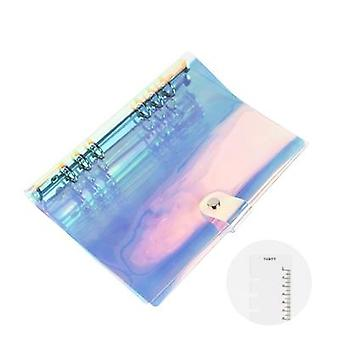 Laser Notebook Planner Organizer Binder Books