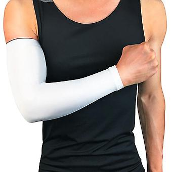 Arm Sleeves Cover, Uv Sun Protection Armband Basketball/golf/athletic Sport