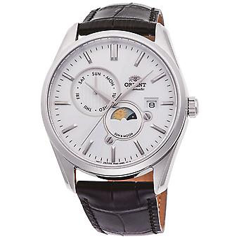 Orient Contemporary Watch RA-AK0305S10B - Leather Gents Automatic Analogue