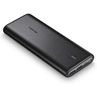 Poweradd Power Bank EnergyCell II 26800mAh Portable Charger PD 30W Power Delivery External Battery