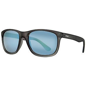 Französisch Verbindung Slim Square Sport Sonnenbrille - Matt Hellgrau