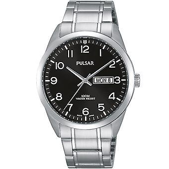 Mens Watch Pulsar PJ6063X1, Quartz, 38mm, 10ATM