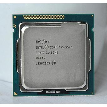 Intel  I5 3570 I5 3570  Processor Quad-core 3.4ghz L3=6m 77w Socket Lga 1155