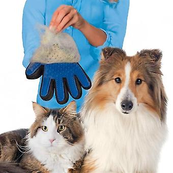 Nicrew Cat Grooming Glove For Cats Wool