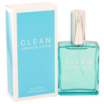 Clean Shower Fresh Eau De Parfum Spray By Clean 2.14 oz Eau De Parfum Spray
