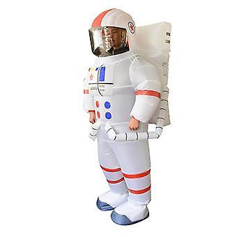 יוניסקס מבוגר אסטרונאוט איש חלל, מתנפח Chub חליפה תלבושות, סרבל Cosplay