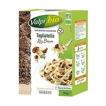Organic Brown Rice Tagliatelle 250 g